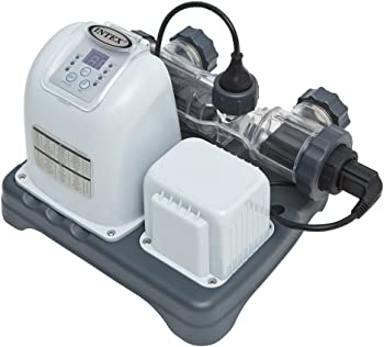 Intex 15000-Gal Saltwater Filtration System