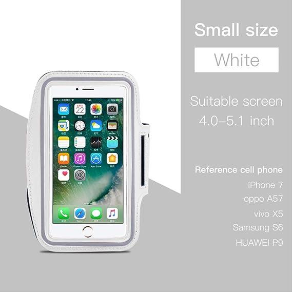 Guomvp Brazalete Deportivo para iPhone 7 8 Plus OPPO R9S Vivo X9 ...