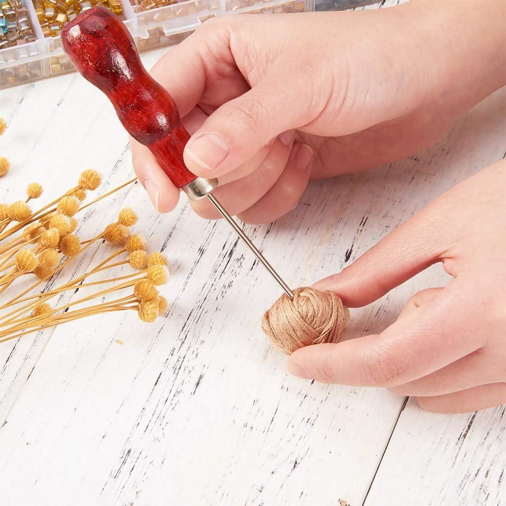 Qmcmc Kits de Fabrication de Bijoux Outils Utilis/é pour Fabriquer Des Bracelets Boucles Doreilles Bricolage /à La Main