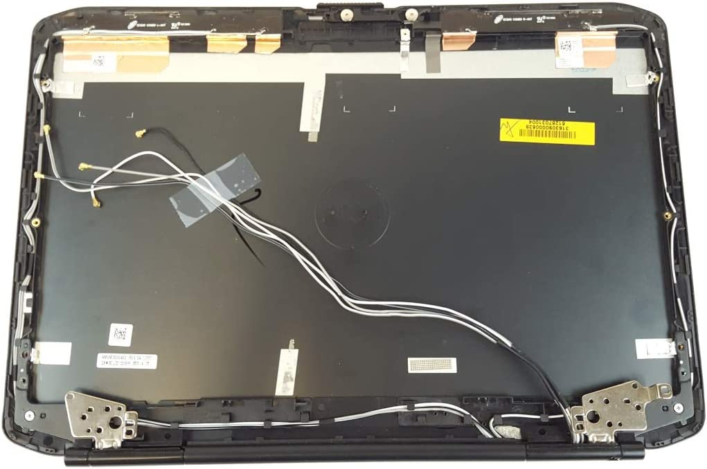 Dell Latitude E5430 14 LCD Back Cover Lid Assembly with Hinges A12105 A12105