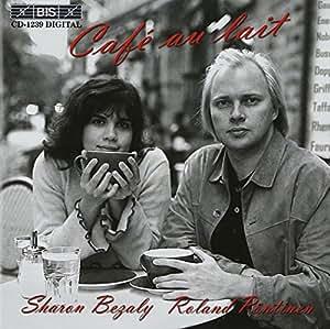 Café au lait: Sharon Bezaly and Roland Pöntinen
