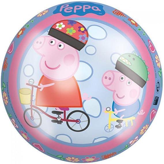 Simba Peppa Pig Balon 230 MM: Amazon.es: Juguetes y juegos