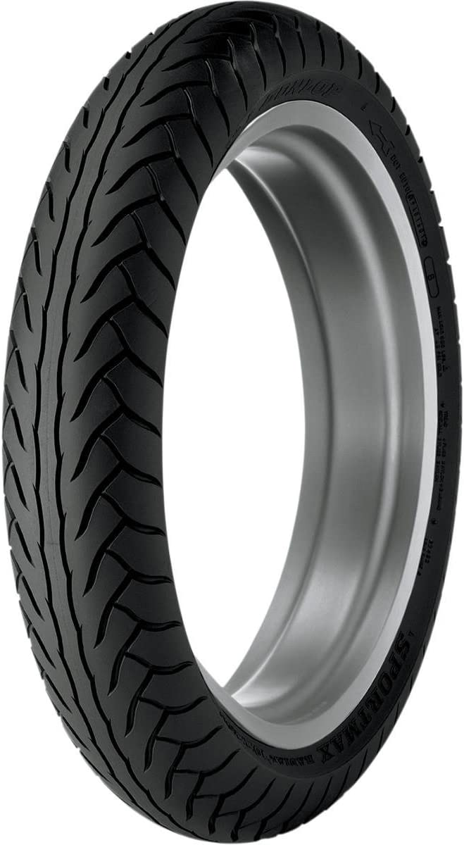 Dunlop Tires 3336-77 D220F STG 120//70-ZR18 Front Tire ZZ