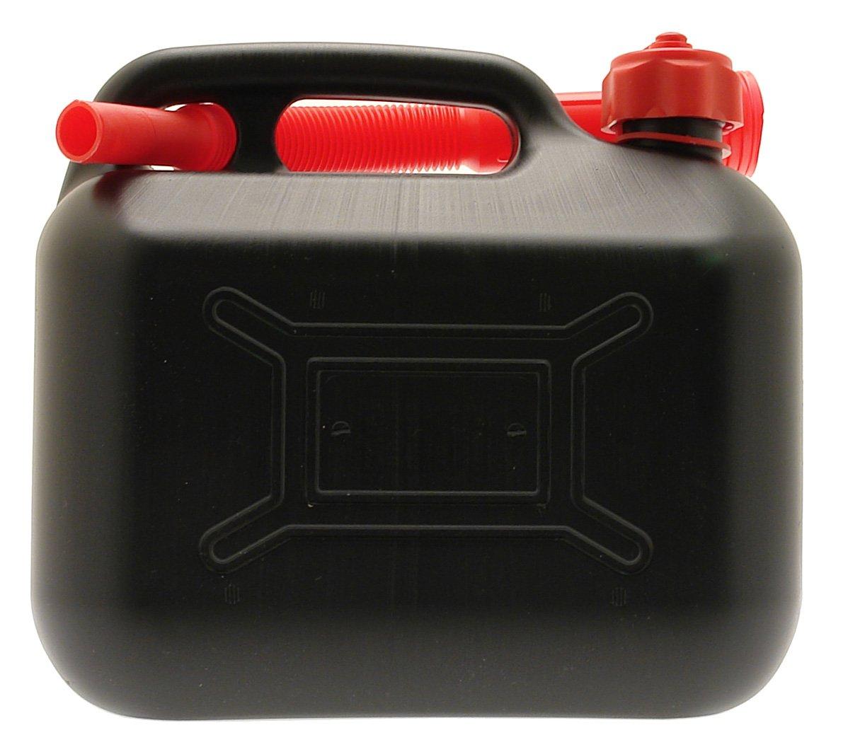 Schwarz Cosmos 10-Liter-Kanister aus Kunststoff