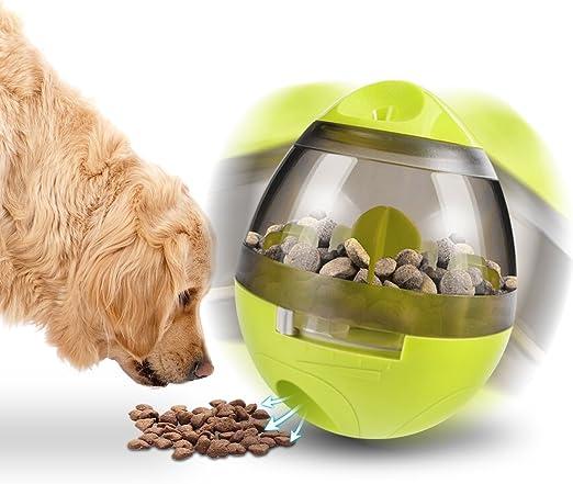 Pelota de Comida para Mascotas, Tratamiento Divertido e ...