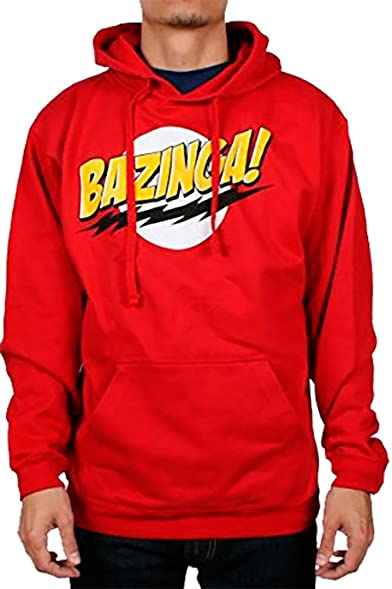 Hoodie - The Big Bang Theory - Bazinga!