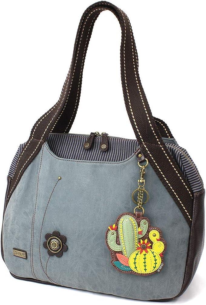 Chala Bowling Tote Bag Indigo