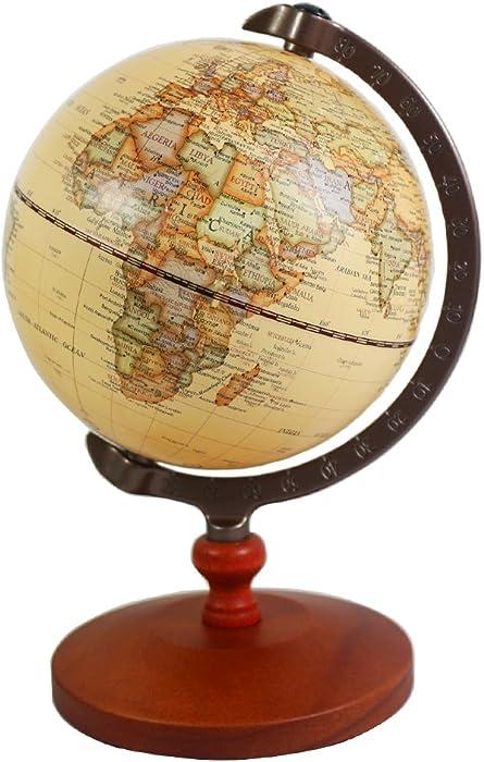 Top 10 Hands Holding Globe Decor