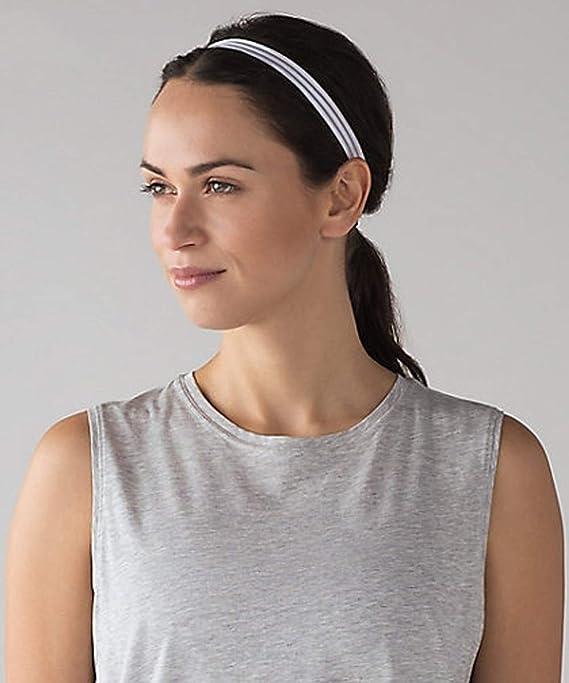 Fascia da allenamento 4 Pack Felpa traspirante Stretch Fascia per capelli  Fascia per capelli   Foulard   Fascia per capelli Yoga   Testa Sarf    Miglior ... 45606d5ef0a3