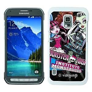 Amazon.com: Popular Samsung Galaxy S5 Active Case ,Monster ...