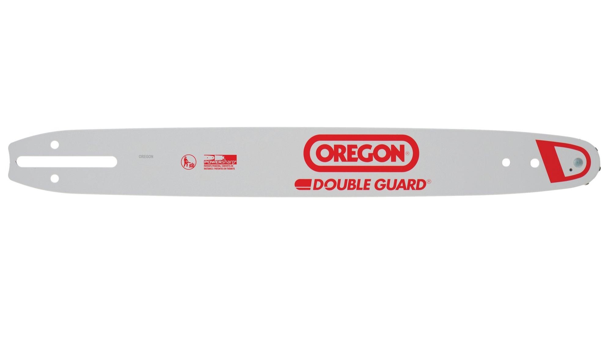 Oregon 124MLEA041 .043'' Gauge 3/8'' Low Pro Pitch 12'' Double Guard Bar by Oregon