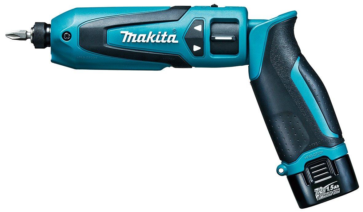 マキタ 充電式ペンインパクトドライバ (バッテリー・充電器付) TD021DSHSP
