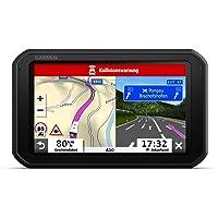 Garmin Camper 785 MT-D Eu Navigatiesysteem, met 7 inch Scherm, Geïntegreerde Dashcam, 3D-Navigatiekaarten voor Europa…