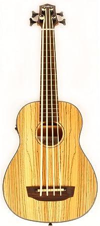Hadean Acoustic Electric Bass Ukulele UKB-22