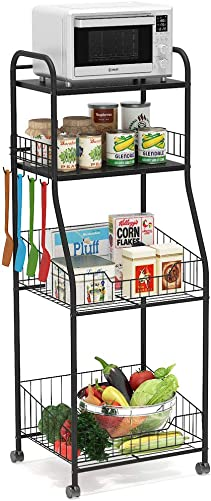 Tribesigns 4-Tier Kitchen Baker's Rack