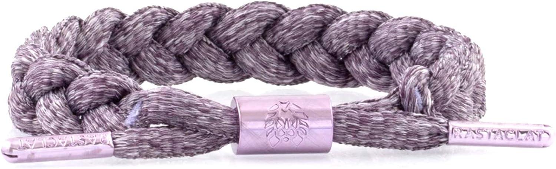 Rastaclat Subzero Dawn Eclipse Classic Clat in Purple/Plum Braided Bracelet