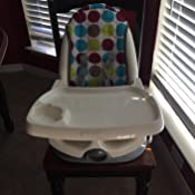 Amazon Com Deluxe Diner Reclining Feeding Seat Chair