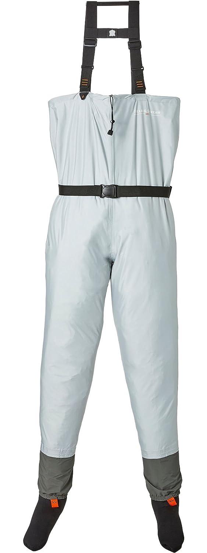 フィールド&ストリームSeneca Packable Chest Waders Large グレー B07679PFYR