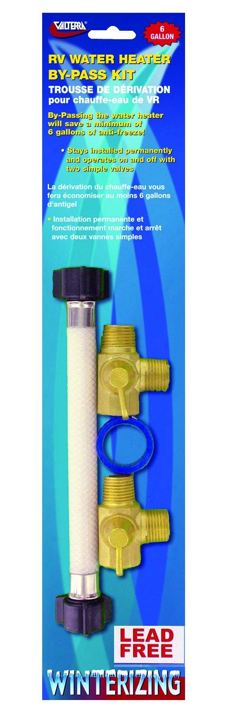 Valterra P23503LFVP Water Heater By-Pass Kit