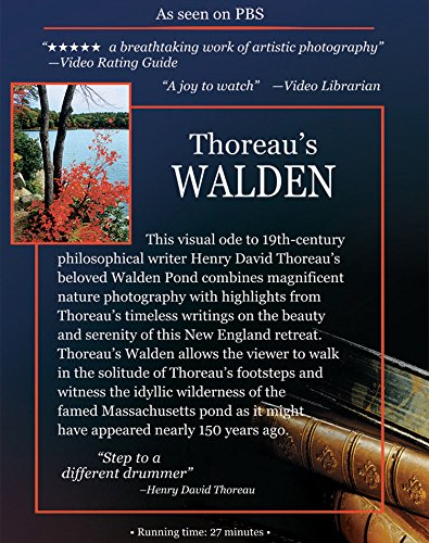 Thoreau's Walden: A Video Portrait by Photovision