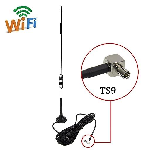 24 opinioni per TS9 Antenna 12dBi 4G ripetitore del segnale dell'amplificatore- 3M antenna