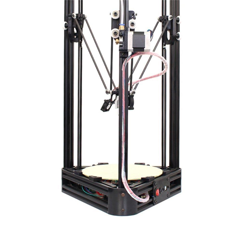 Anet Kossel Impresora 3D última versión de la polea de montaje ...