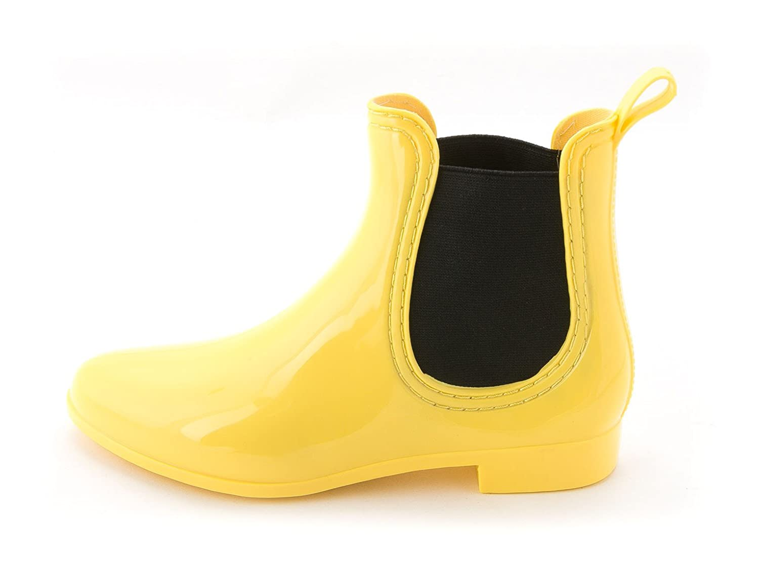 c9157be8c84 best Dirty Laundry Chariot Chelsea Rain Booties Women s Shoes ...