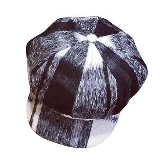 44168642918 Amazon.com  Hunputa Womens Hat Winter