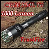 TrustFire X8 XM-L T6 CREE LED 1000 Lumen Flashlight Torch