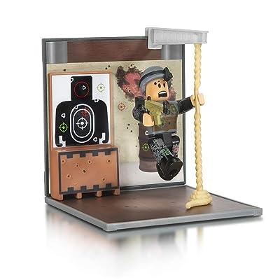 Roblox Desktop Series Collection - Phantom Forces: Tactical Genius [Includes Exclusive Virtual Item]: Toys & Games [5Bkhe1405665]