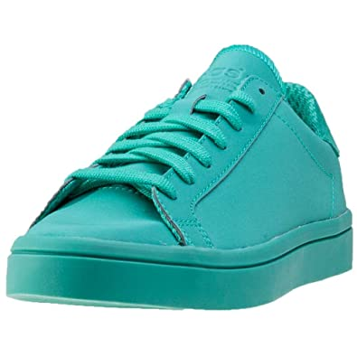 Adidas Sneaker Court Vantage Adicolor S80255 Hellblau, Schuhgröße:37 1/3 adidas Originals