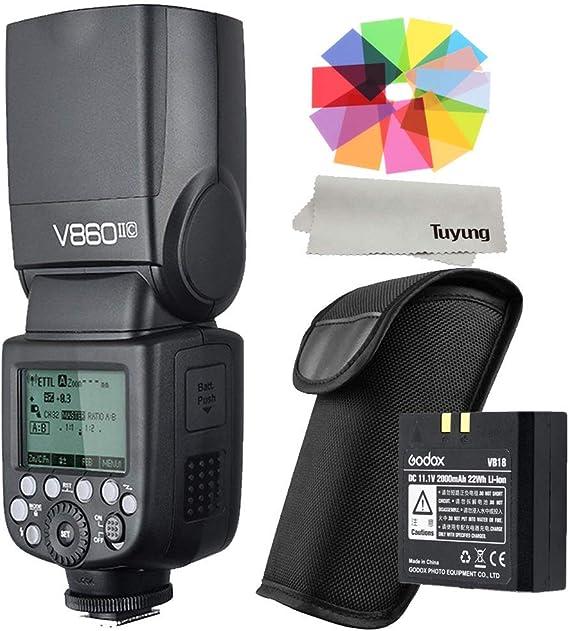 GODOX TT685C TTL Flash with X1T-C Trigger 2.4G 1//8000s High-Speed Sync GN60 Support E-TTL II Autoflash Camera Flash Speedlite for Canon EOS Cameras 5D 6D 7D 77D 80D 100D 200D 750D 800D