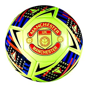 Manchester-United Football Match Ball