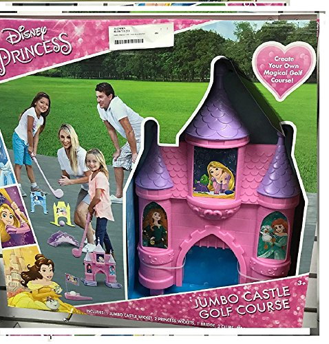 Disney Princesses Jumbo Castle Golf (Jumbo Castle)