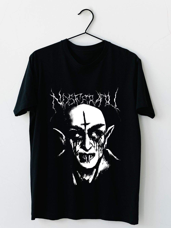 Black Metal Nosferatu 46 T Shirt For Unisex