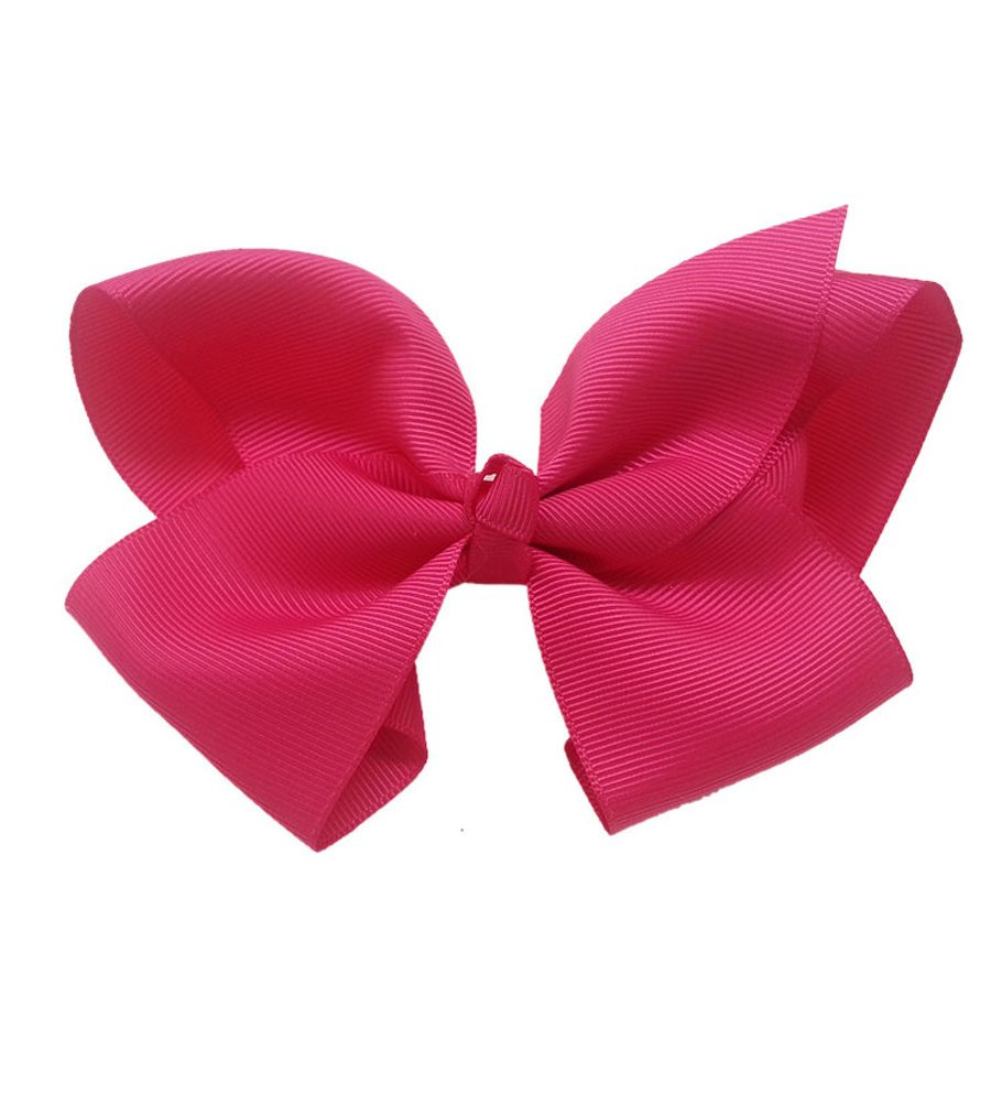 Hair Accessories - Bows For Girls, Large Bows with Alligator Clips - Grosgrain Hair Clips by CoverYourHair 60954