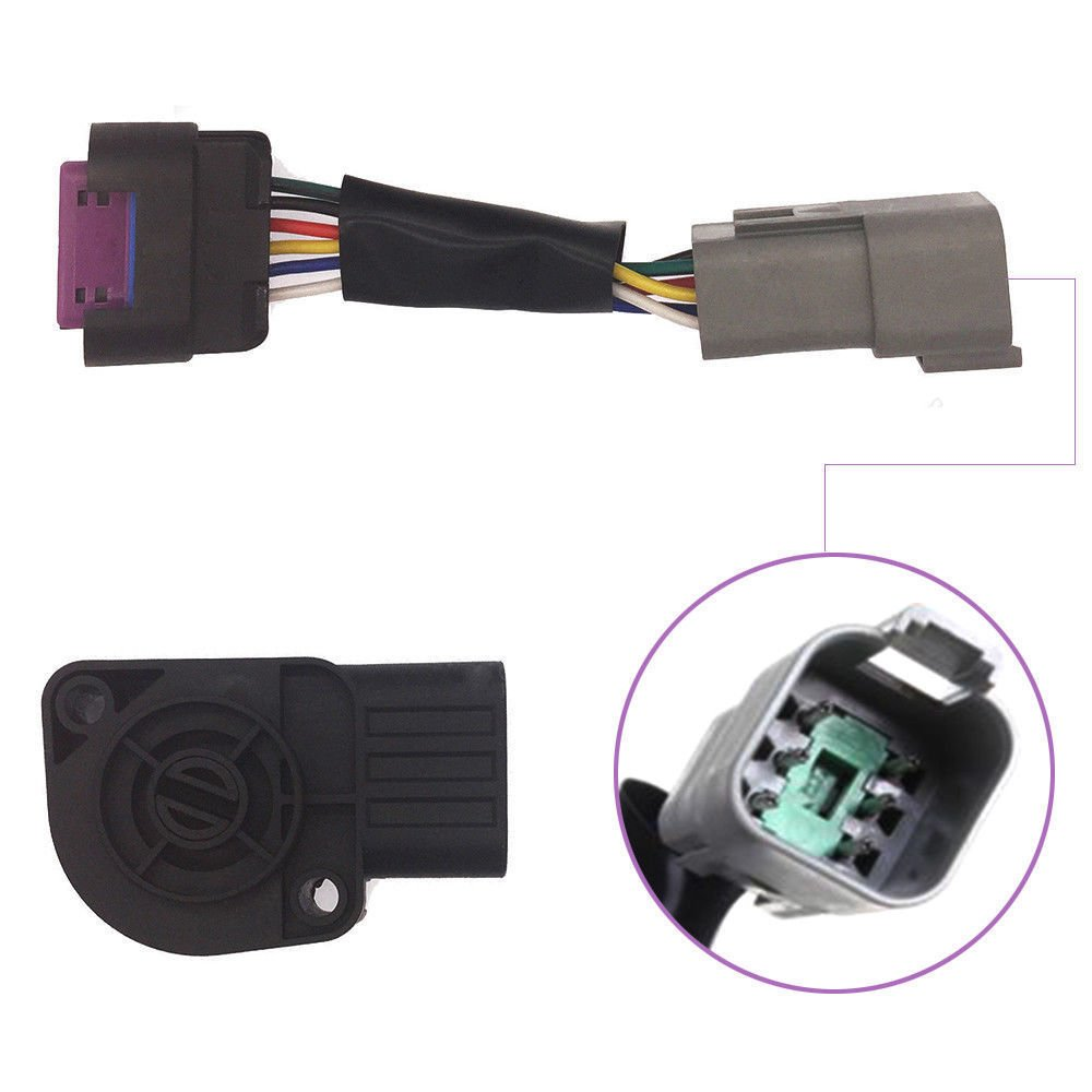energi8_zae TPS APPS Throttle Pedal Position Sensor