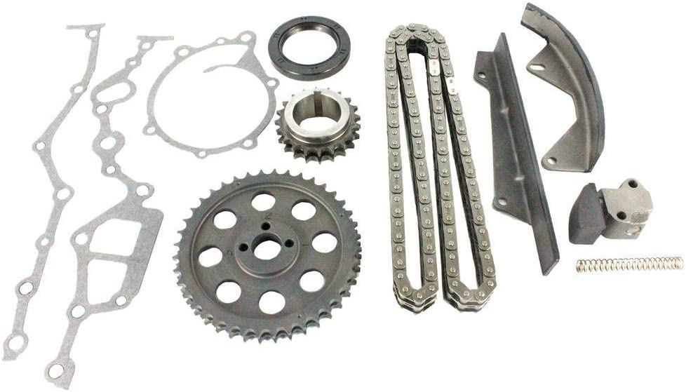 DNJ EK602AM Master Engine Rebuild Kit for 1988-1989 Z24 8V Z24I Nissan D21 2.4L SOHC Van L4 2389cc