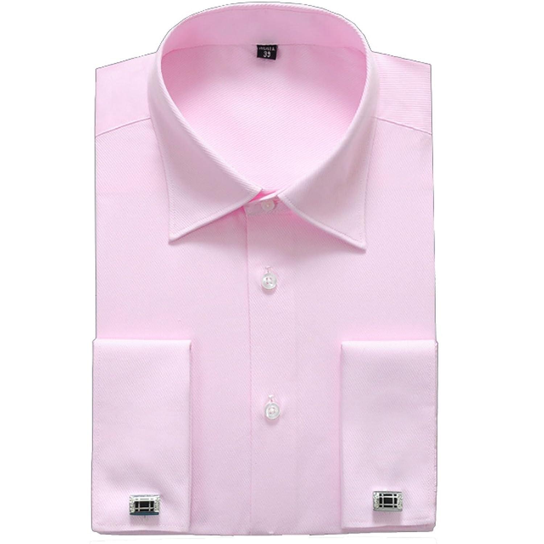 Men 's Slim High - End Business Dress Shirt