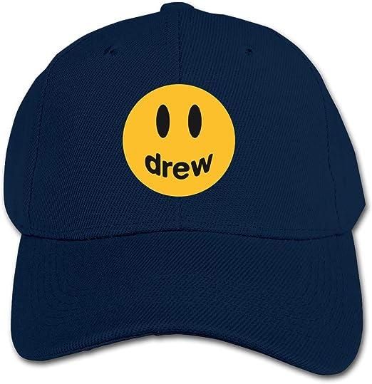 M-shop Justin Bieber Drew - Gorras de béisbol para Hombre y Mujer ...