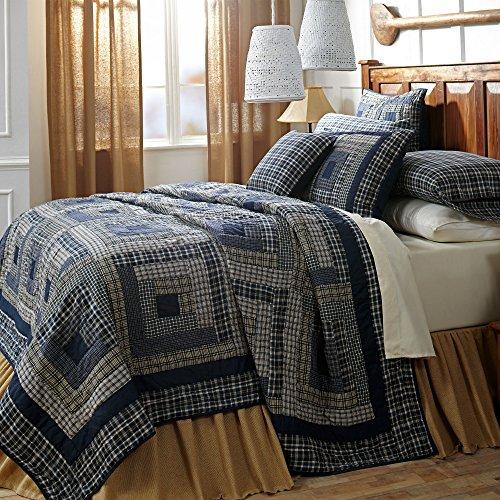 Ashton & Willow Columbus Luxury King Quilt Bundle - 3 Piece Set. Set Contents: 1 Luxury King Quilt (105 x 120), 2 King Shams (21 x 37)