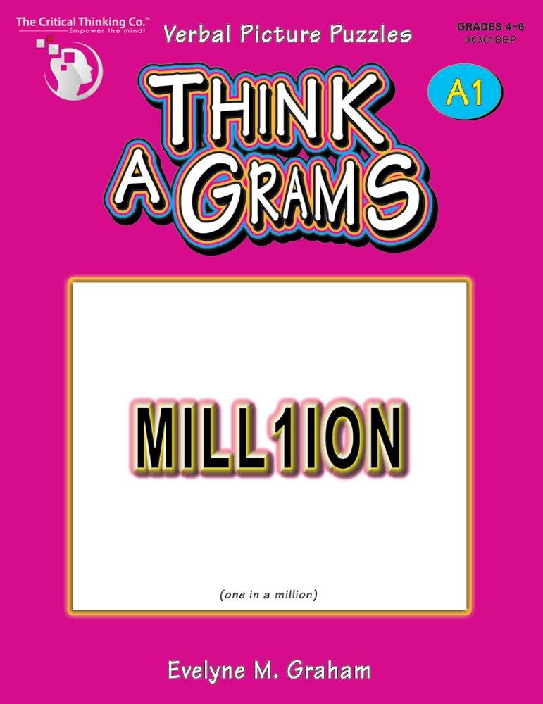 Think-A-Grams, Book A1