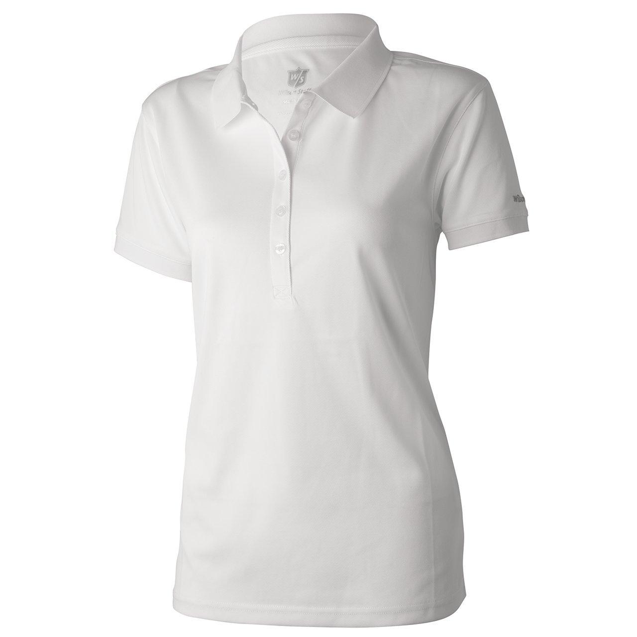 Wilson Staff Ladies Authentic Polo Camiseta de Talla S Color ...