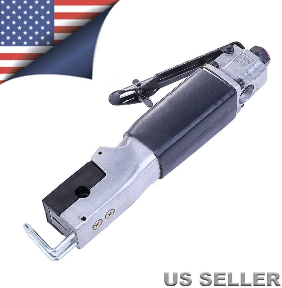 Air Reciprocating Saw Automotive Air Tools High Speed Pneumatic Cutoff Trim Sabre Sheet Metal Reciprocating Air Body Saw Black