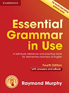 English grammar in use book with answers and interactive ebook self essential grammar in use with answers and interactive ebook a self study reference and fandeluxe Images