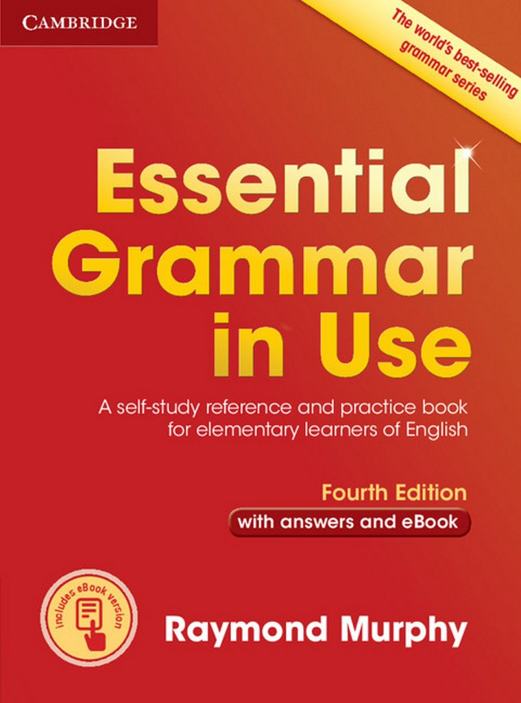 Essential grammar in use. With answers-Interactive book. Per le Scuole superiori. Con e-book. Con espansione online (Inglese) Copertina flessibile – 10 apr 2015 Raymond Murphy Cambridge University Press 1107480531 English