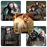 Hobbit Movie Stickers - 75 per Pack