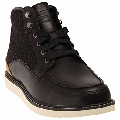 Boot black A17AE VA Leather Newmarket Timberland KcFJl1