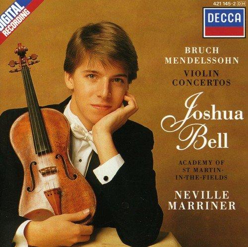 Violin Concerto 1 / Violin Concerto (Joshua Bell St Martin In The Fields)