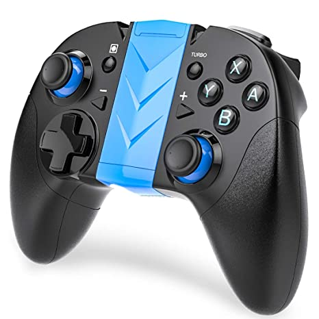BEBONCOOL Wireless Switch Pro Game Controller for Nintendo Switch, Pro Remote Controller with Turbo and